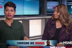 Choosing His Words