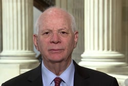 Sen. Cardin: Foreign Relations Cmte. wasn't expecting President's cancellation of nuclear summit