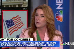Why 'Law & Order' actress Diane Neal decided to launch an independent bid for Congress