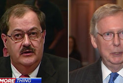 One More Thing: Sen. McConnell trolls defeated WV Senate candidate Don Blankenship