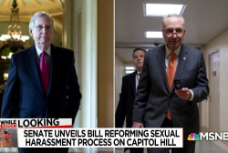 While You Weren't Looking: Senate unveils bipartisan sexual harassment policy bill