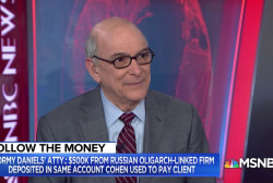 Former Watergate prosecutor says he sees conspiracy between the Trump campaign and Russians