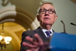 Fmr. Senator Harry Reid treated for pancreatic cancer