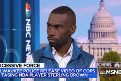 Tasing of NBA player latest controversy for Milwaukee police