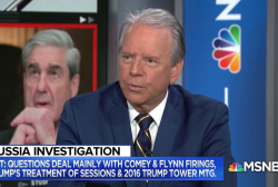 Former Watergate prosecutor on why it's dangerous for Trump to talk to Mueller