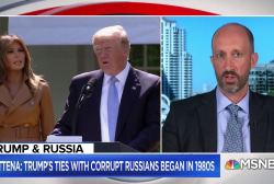 Hettena: Trump's businesses have a history of Russian mafia links