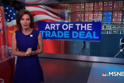 Art of the trade deal, where the U.S. and China stand on trade