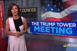Here's who was at the June 2016 Trump Tower meeting