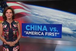 "China vs. ""America First"""