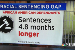 Harvard study: Prison sentences vary on race and gender