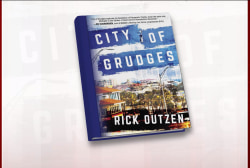 Small-town murder, intrigue in 'City of Grudges'