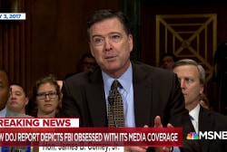Busted: Comey misused personal email during Clinton email probe