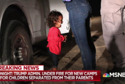 Proof: Trump is lying about his child migrant policy