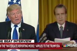 """Seymour Hersh: Trump era is the """"new Watergate"""""""