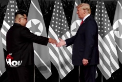 Trump shuns allies & predicts 'terrific' North Korea relationship