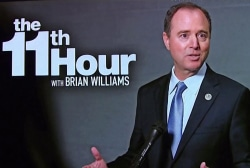 Rep. Adam Schiff: 'The Constitution is not a suicide pact'