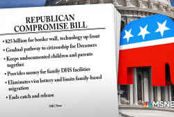 Where does the GOP immigration bill stand after Trump's tweets?