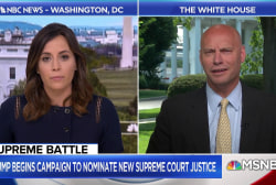 Short: Trump 'looks to move quickly' on SCOTUS pick, no date set