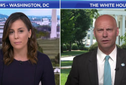 Marc Short says family separation is meant to 'enforce the law'
