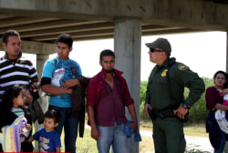 Migrants cite violence, threats at home in seeking entry to US