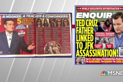WaPo: Natl Enquirer consulted with Cohen, Trump on stories