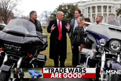 Trump is finding winning trade wars is not so easy