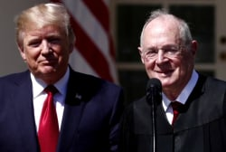 With Kennedy retiring, abortion rights in crosshairs
