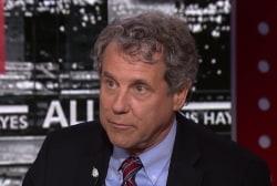 Sen. Sherrod Brown on Democrats' midterm chances
