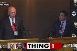 Republican debate goes full Staten Island