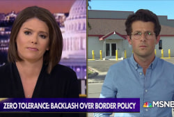 """Soboroff: People """"locked up in cages"""" at border detention centers"""
