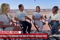 María Teresa Kumar: Immigrant family detention is still prison