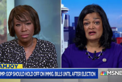 Rep. Pramila Jayapal: These were conditions in '30s that led to Nazism in '40s