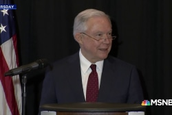 Bishop Michael Curry on Sessions: Jesus said welcome the stranger