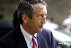 Ousted GOP Rep. Mark Sanford shows power of Trump 'cult'