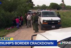 Jacob Soboroff: MS-13 comprises .1% of apprehensions at major border crossing