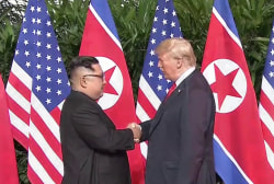 Lawrence: Trump accomplished 'nothing' at summit with Kim Jong Un