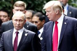 Trump surprises staff, wants Russia at G7