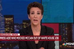 Infamous Donald Trump White House press aide loses job