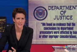 DoJ IG report lesson: GOP bullying of law enforcement works