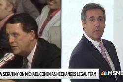 Nixon lawyer's prison time casts shadow over Michael Cohen
