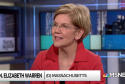 Warren: Trump shameless even about illegality
