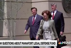 Manafort legal defense fund set up for discreet payments