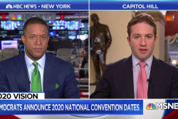 Democrats announce 2020 National Convention dates