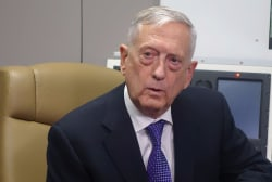 Analysis: Why Trump is keeping Mattis out of the loop