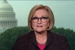 Sen. McCaskill: Trump WH has folded against big pharma