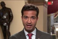 Congressman visits shelter, finds reasons for hope