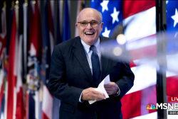 Joe: Giuliani is not even a shadow of himself now