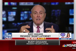 Joe: Rudy Giuliani knows better