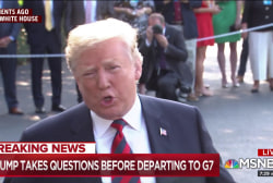 Trump calls for Russia to be reinstated into G-7