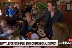 Democrats battle to retake the Midwest